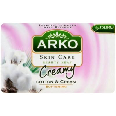Arko Toaletní mýdlo Cotton Cream 90 g
