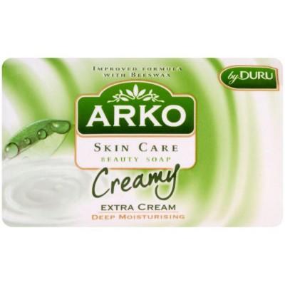 Arko Toaletní mýdlo Extra Cream 90 g