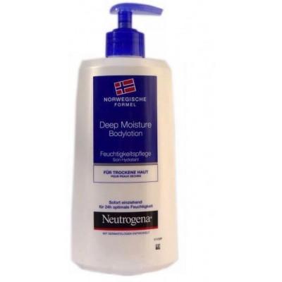 Neutrogena Výživné tělové mléko 250ml