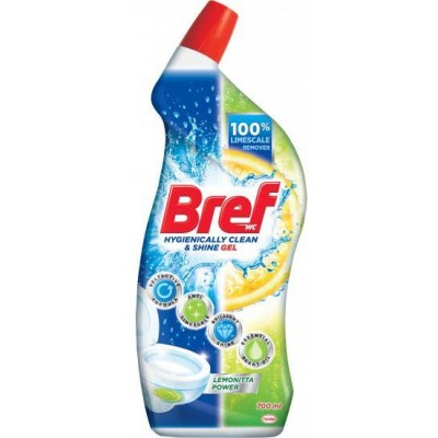 Bref WC gel Lemonitta Power 700 ml
