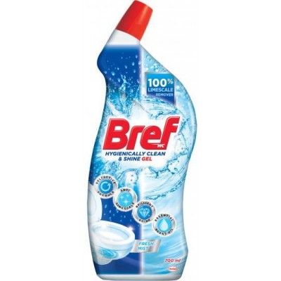 Bref WC gel Fresh Mist 700 ml