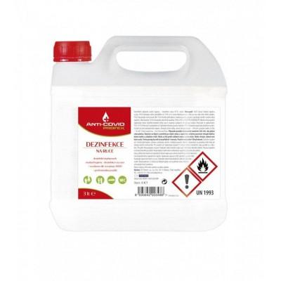 Profex Anti-Covid dezinfekce na ruce 3l