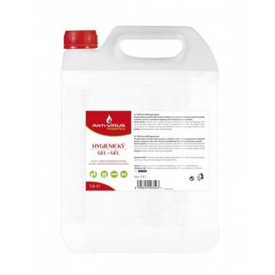 Profex Anti-Virus hygienický gel na ruce 5 l