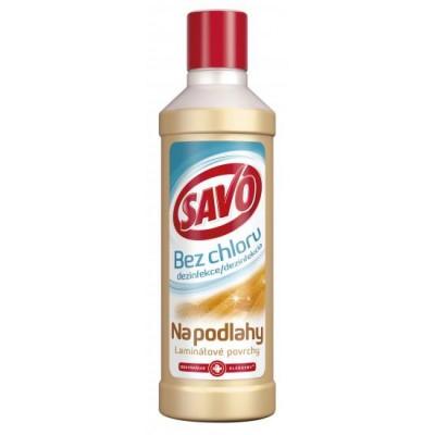 SAVO bez chloru na podlahy 1l