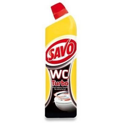 SAVO WC Turbo 750 ml