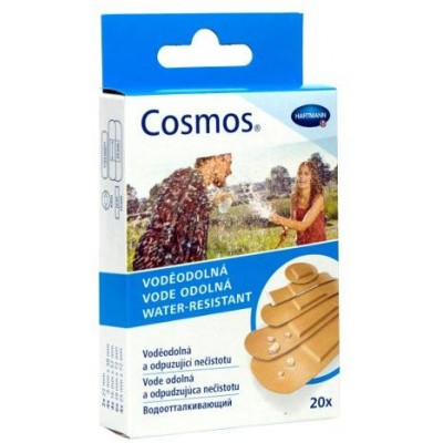 Cosmos Voděodolná náplast dělená