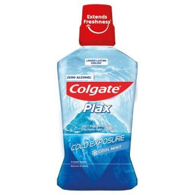 Colgate Ústní voda Plax Cold Exposure 500 ml