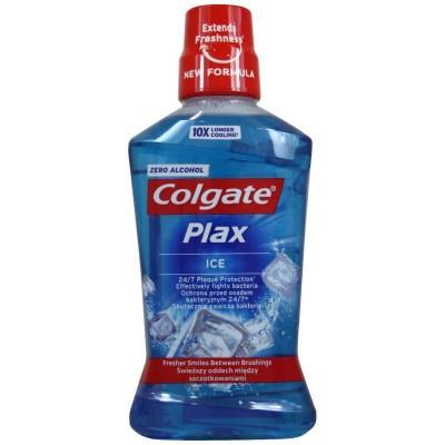 Colgate Ústní voda Plax Ice 500 ml