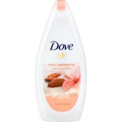 Dove Purely Pampering Almond pěna do koupele 500 ml