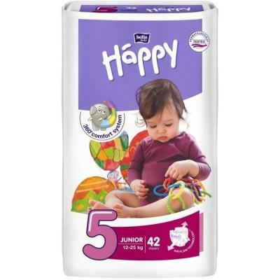 Bella Happy Plenky Junior 12-25kg 42 ks