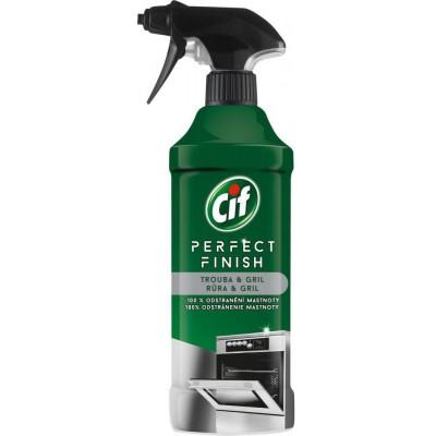 Cif Trouba & Gril čistící sprej 500 ml