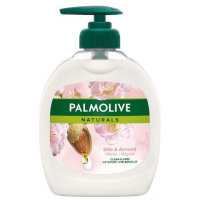 Palmolive Naturals Nourishing Almond Milk tekuté mýdlo 300 ml