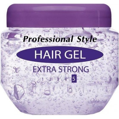 Professional style gel na vlasy Extra Strong 250 ml