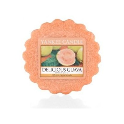 Yankee Candle Vosk do aromalampy Delicious Guava 22 g