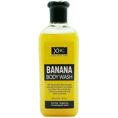 XPel Dalton House sprchový gel Banana 400 ml