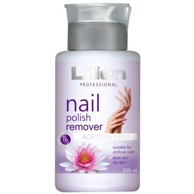 Lilien Odlakovač na nehty Professional Water Lily 110 ml