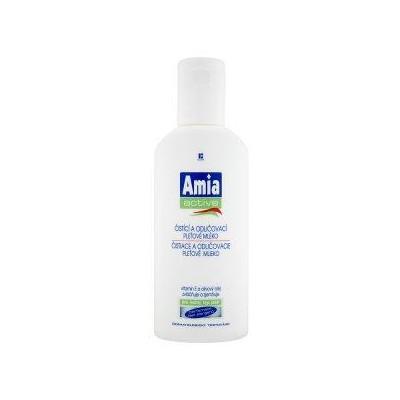 Amia Active Čisticí a odličovací pleťové mléko 200 ml