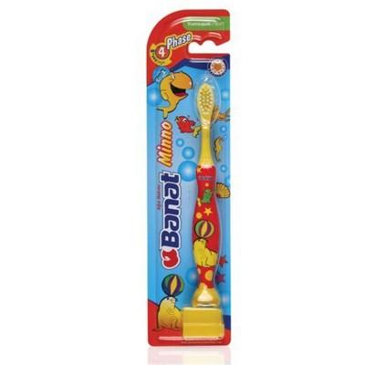 Banat Dětský Zubní kartáček Minno Soft