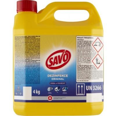 Savo Original dezinfekce, 4 kg