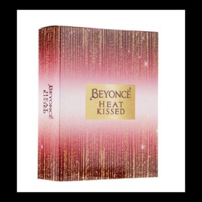 Beyoncé Heat Kissed deo natural sprej 75 ml + tělové mléko 75 ml (dárková sada)