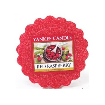 Yankee Candle Vosk do aromalampy Red Rasphberry 22 g