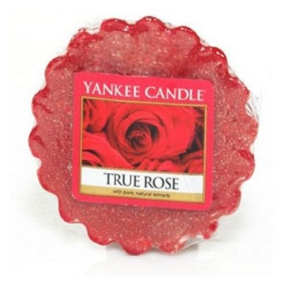 Yankee Candle Vosk do aromalampy True Rose 22 g