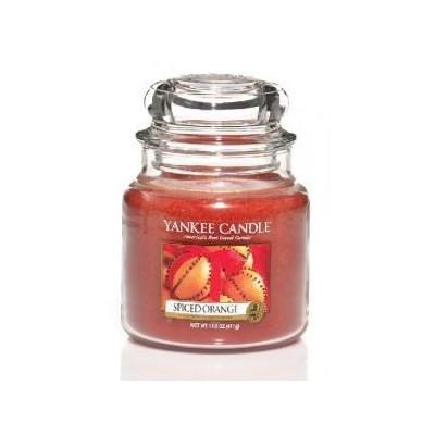 Yankee Candle Vonná svíčka Spiced Orange 411