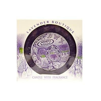 Bartek Svíčka disk Lavender Boutique 490 g