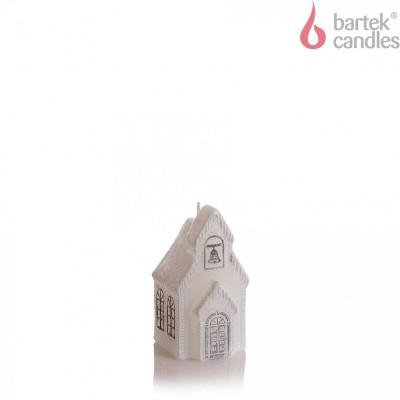 Bartek Svíčka Christmas Wonder Church Black door 50g