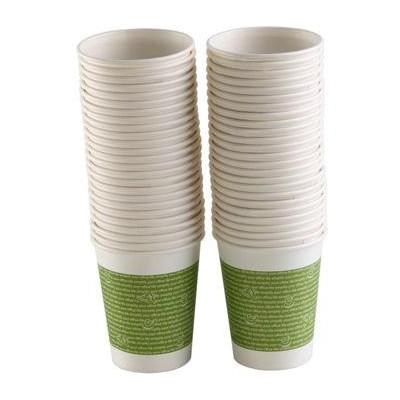 Comix Papírový kelímek 250ml 50ks 9oz L301