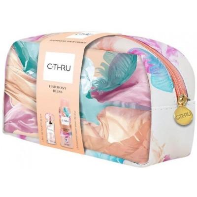 C-Thru Harmony Bliss Sprchový gel 250 ml + Deodorant 150 ml (dárková sada)