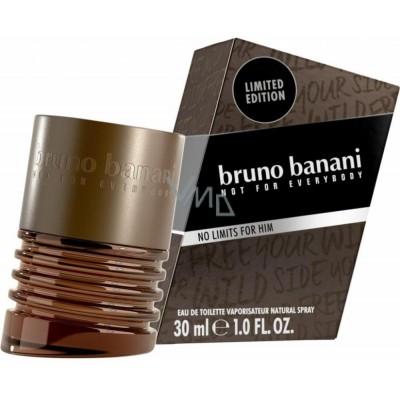 Bruno Banani toaletní voda No Limits Man 30 ml