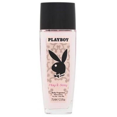 Playboy Deodorant ve skle Play It Sexy 75 ml