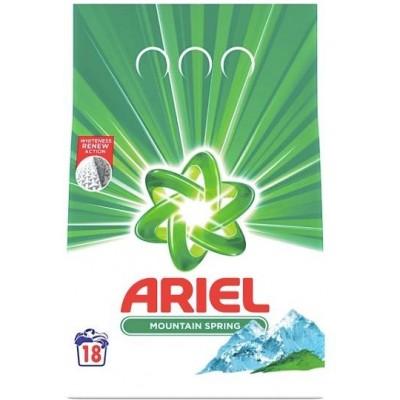 Ariel Prací prášek Mountain Spring 1,35kg (18PD)