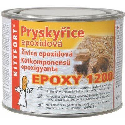 Pryskyřice dvousložková epoxid 1200, 400 g