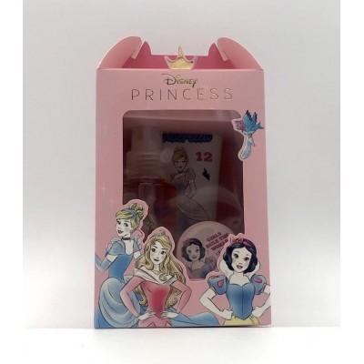 Kids Disney Princess sprchový gel 100 ml + body mist 100 ml (dárková sada)