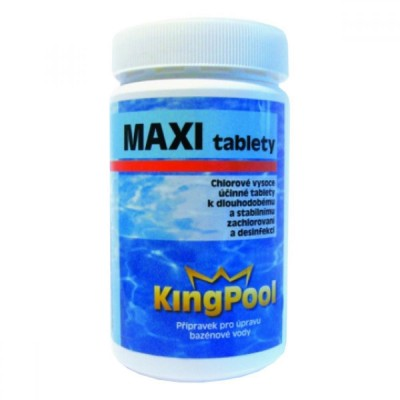 Kingpool Maxi tablety 1kg