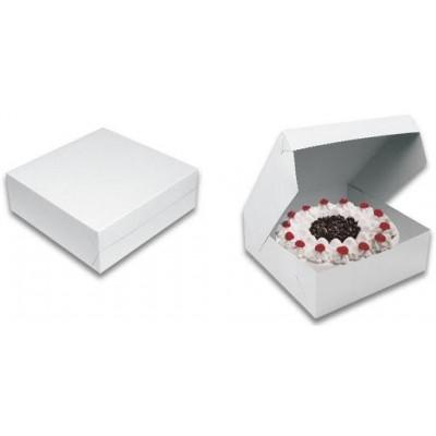 Krabice na dorty 300x300x100