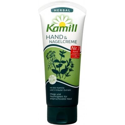 Kamill Krém na ruce a nehty Vegan Herbal 100 ml
