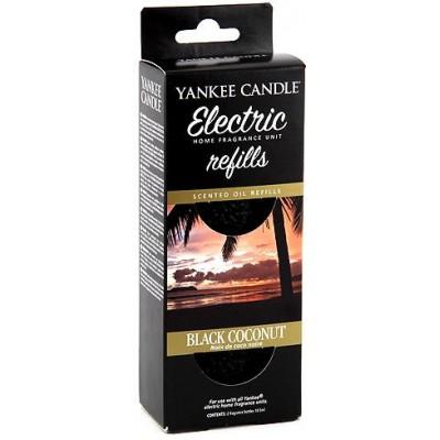 Yankee Candle náhradní náplň do zásuvky 2 ks Black Coconut