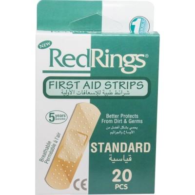 Red Rings Náplast sportovní 20 ks