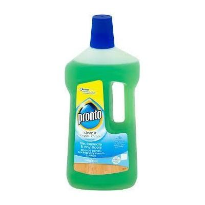 Pronto čistič na laminátové podlahy 750 ml