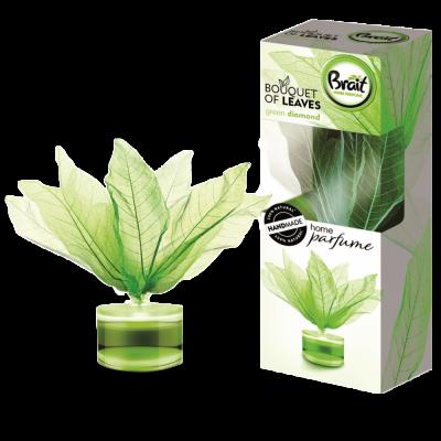 Brait květ dekorativní osvěžovač vzduchu Green Diamond 50 ml
