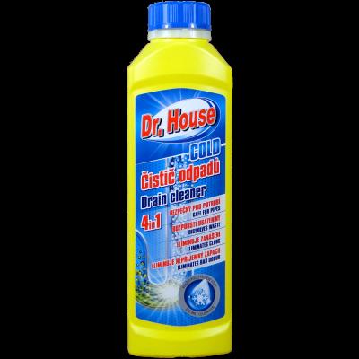 Dr. House čistič odpadů COLD na studenou vodu 500 g