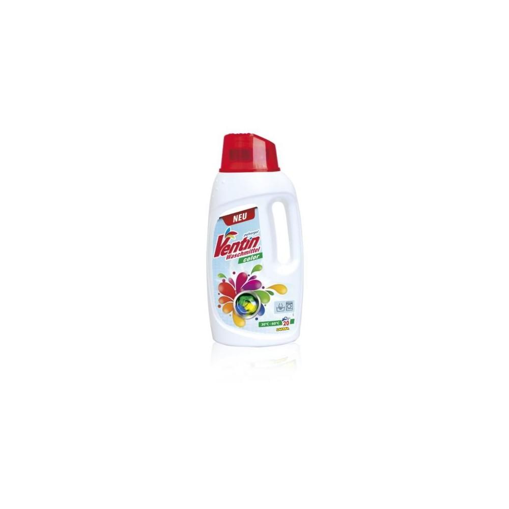 Ventin Pulvergel Color Prací gel & prací prášek v jednom prostředku 1,4