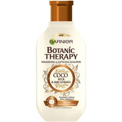 Garnier Šampón Botanic Coco milk & Macadamia 250 ml