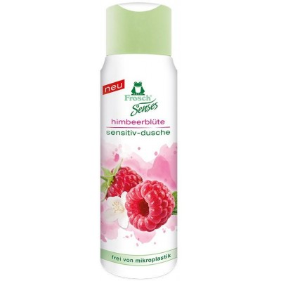 Frosch Senses sprchový gel Malinový květ 300ml