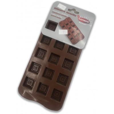 Bucanero Sweettruffle Forma kostky na čokoládu 24x10cm