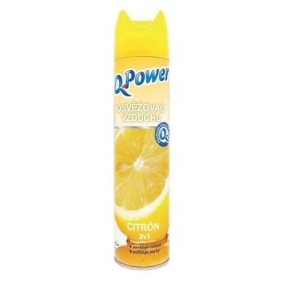 Q Power sprej Citron 300 ml