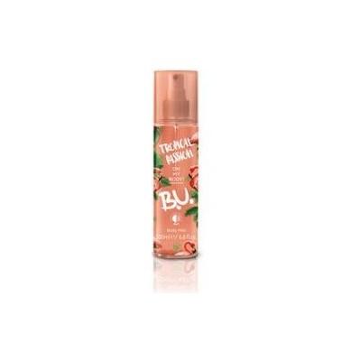 B.U. Tropical Passion parfémovaný tělový sprej 200 ml + tělové mléko 50 ml (dárková sada)